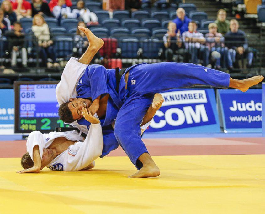 2016 Glasgow European Judo Open