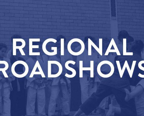 Regional Roadshows