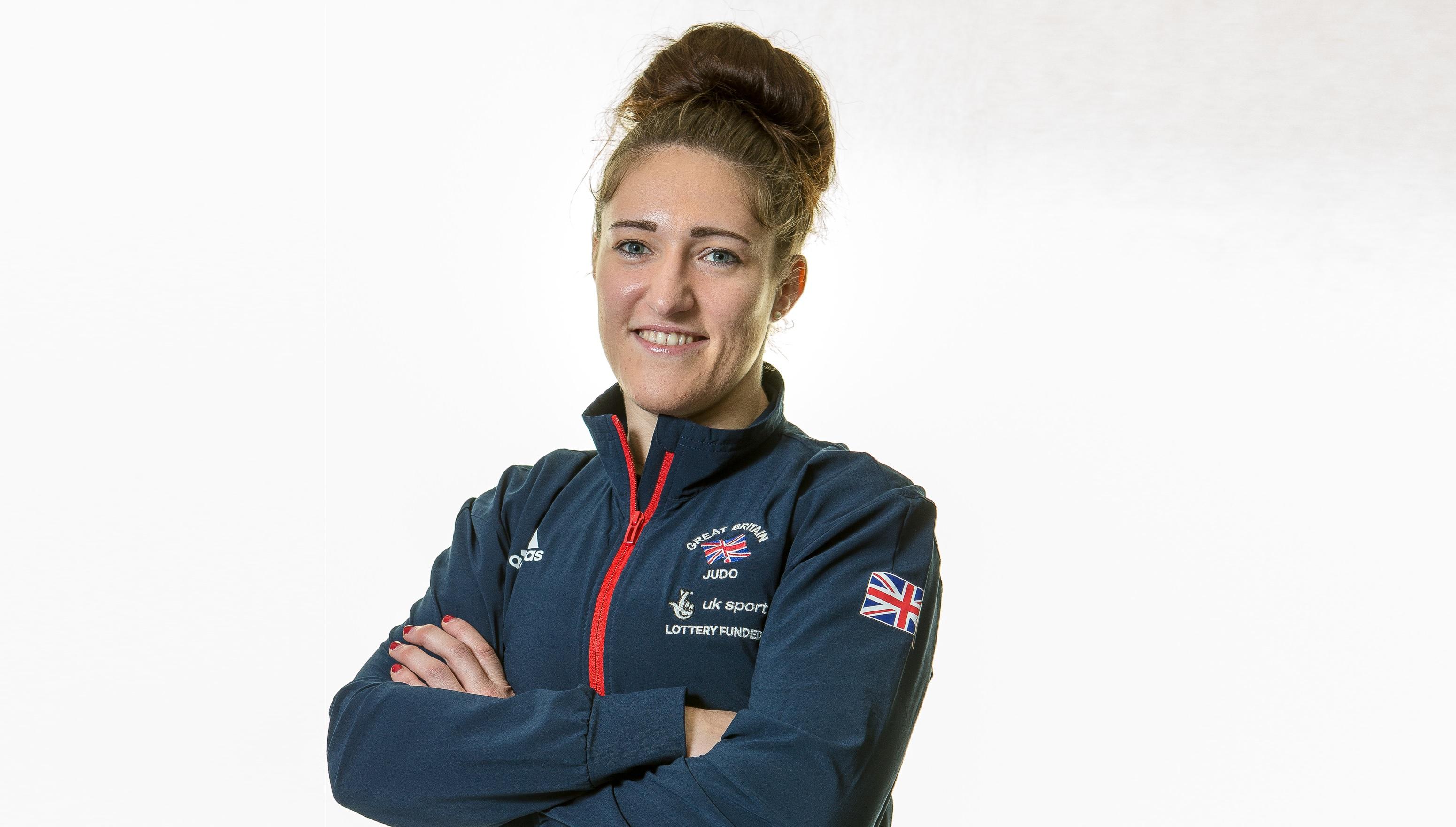 Natalie Powell - British Judo