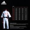 Adidas Judo Suit J350 120cm to 150cm-2816