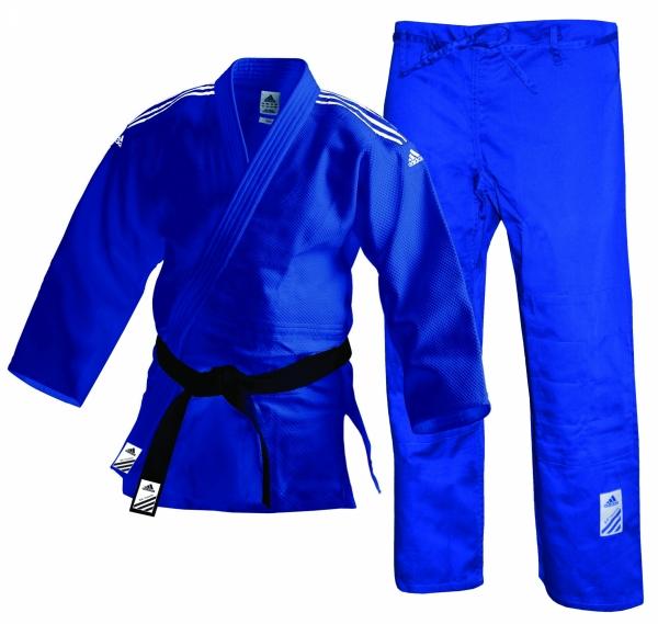 Adidas J500 Judo Suit Blue-0