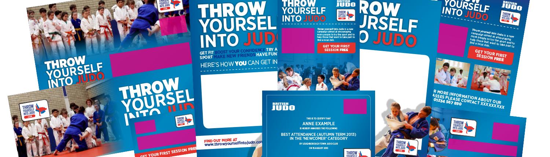 Club Marketing Portal British Judo