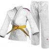 Adidas Judo Uniform J250 GB Stripes 110cm - 150cm-0