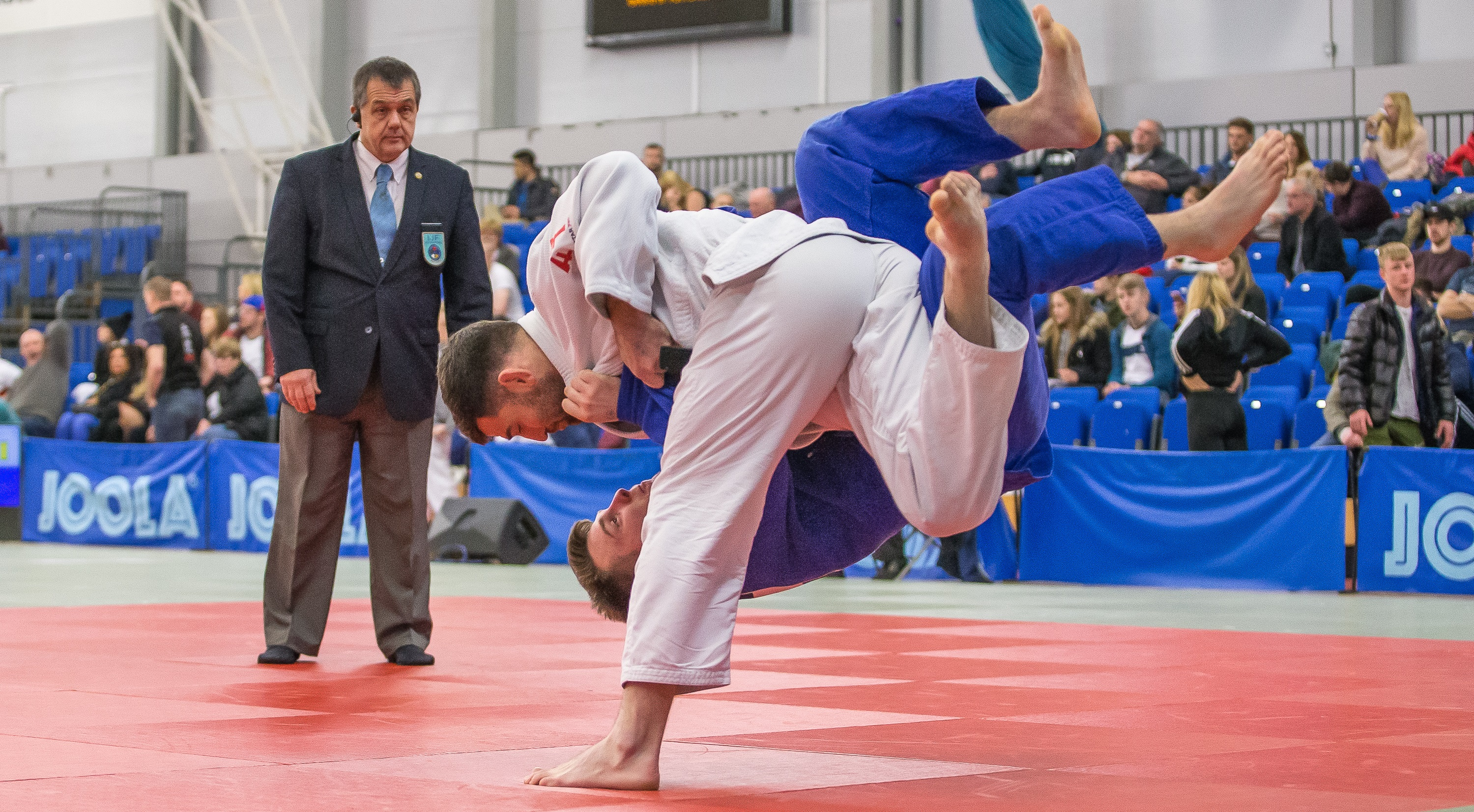2018 IJF Contest Rule Changes Take Effect Today - British Judo