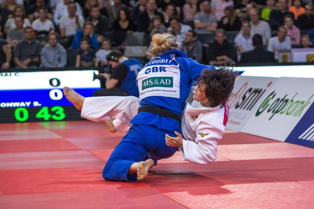 IJF partners with Eurosport to broadcast world-class judo in