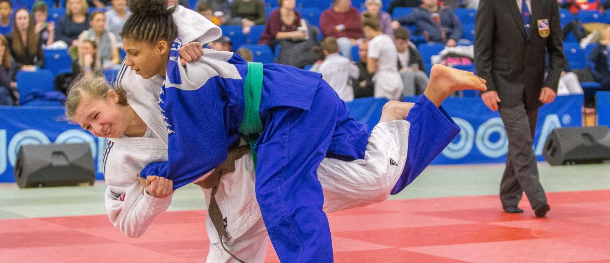 British Championships 2019 - British Judo