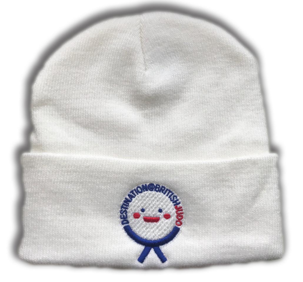 Grab your Destination BritishJudo Beanie Hats today! 45232355968