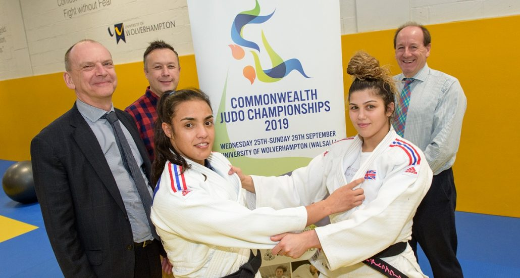 Event Outlines Released for 2019 Commonwealth Judo