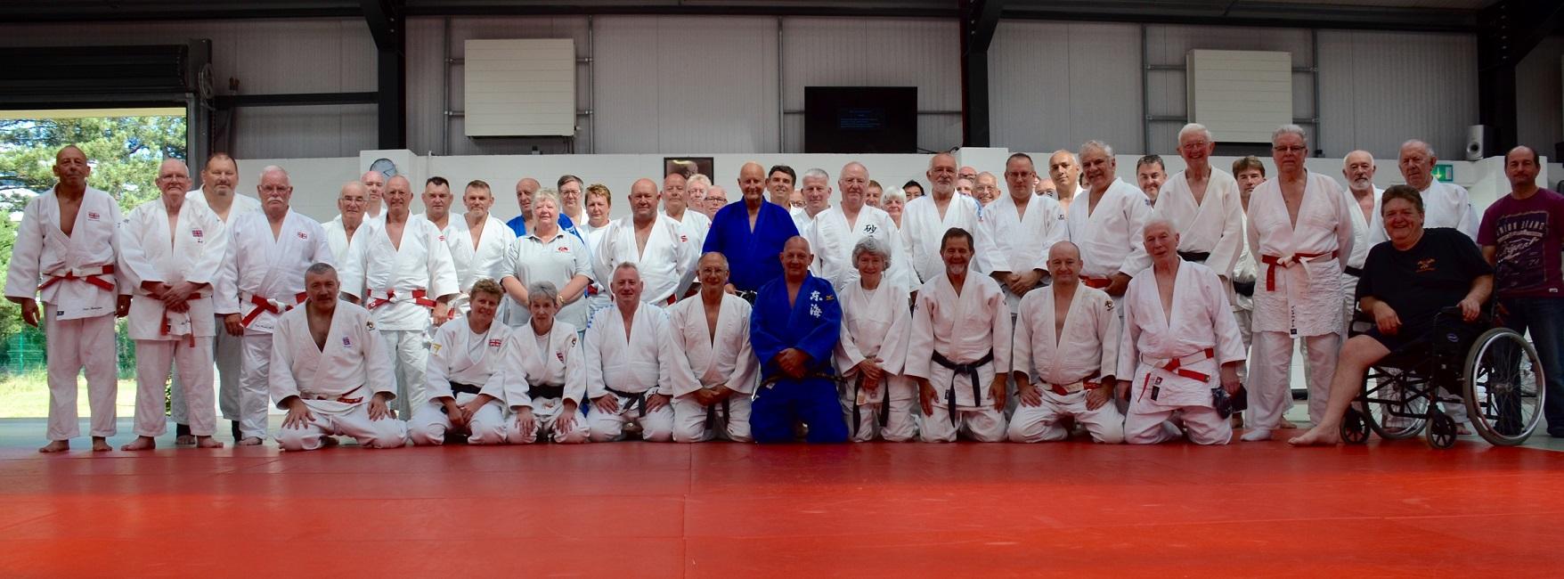 Home - British Judo