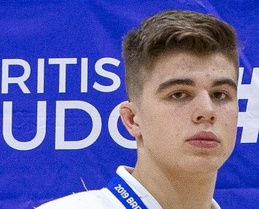 Oliver Short - British Judo  Oliver Short