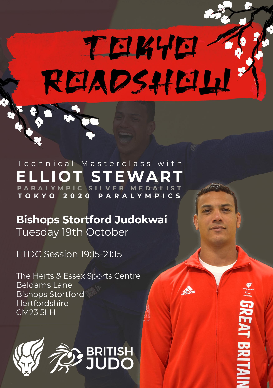 Elliot Stewart Tokyo Roadshow
