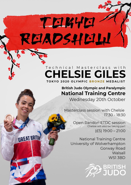 NTC - Chelsie Giles